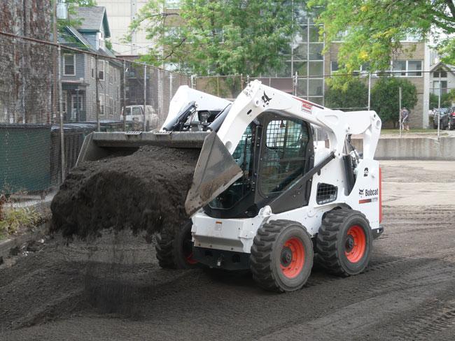 Madison Recycled asphalt
