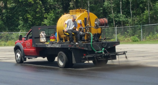 Madison Paving & Sealcoating