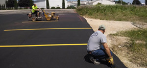 Madison Line Striping and Madison Asphalt Paving