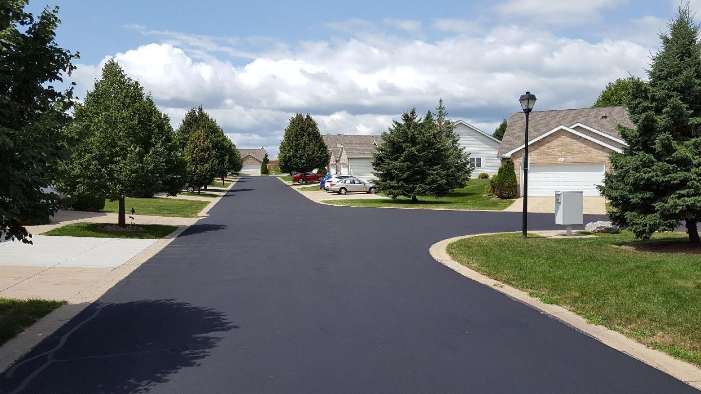 Seal Coat - Private Residential Roads